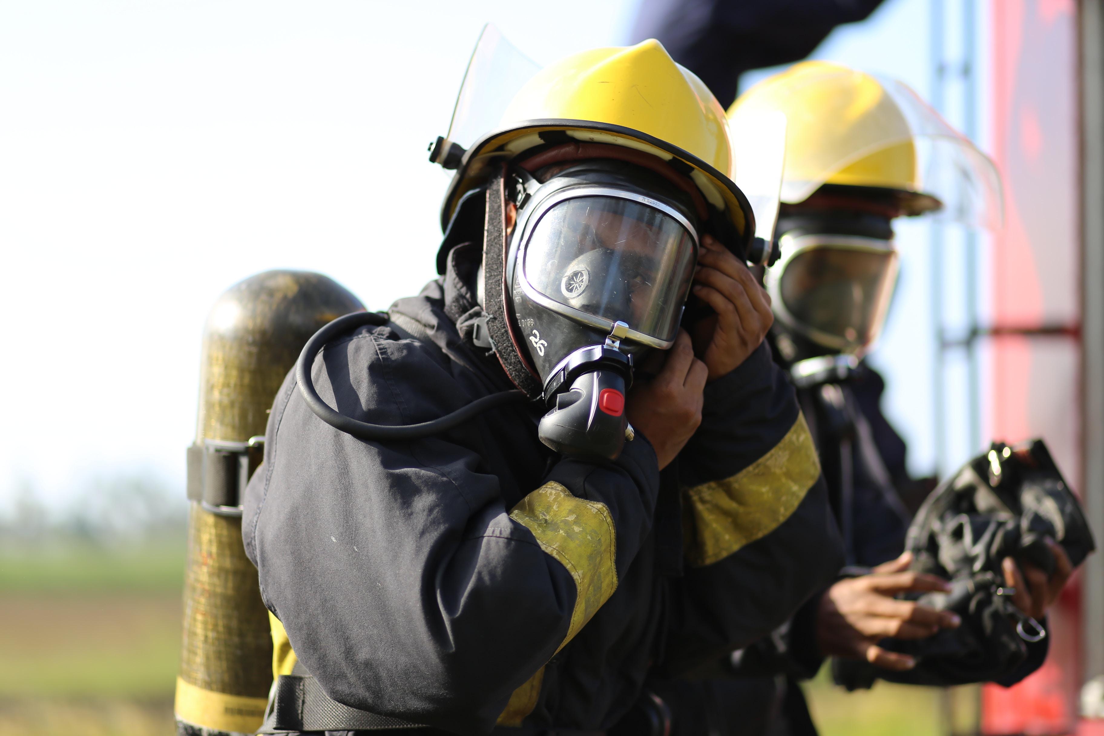 Officier d'opération en sécurité incendie