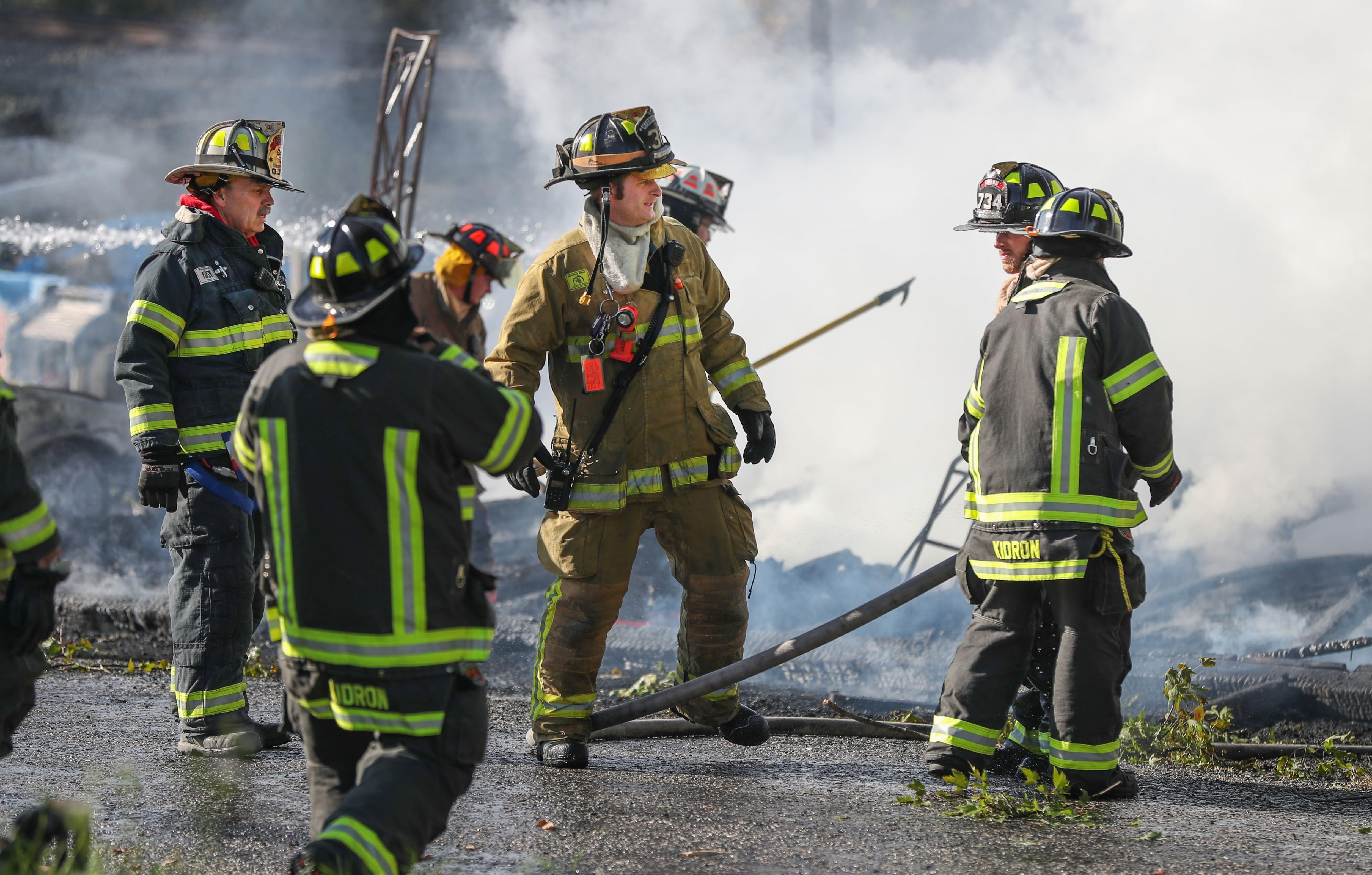 Officier de gestion en sécurité incendie