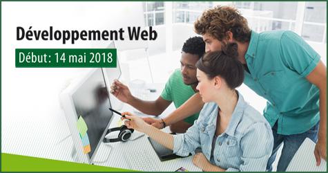 AEC Développement Web   Prochaine cohorte