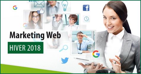 Marketing Web | Formation continue du Cégep Garneau
