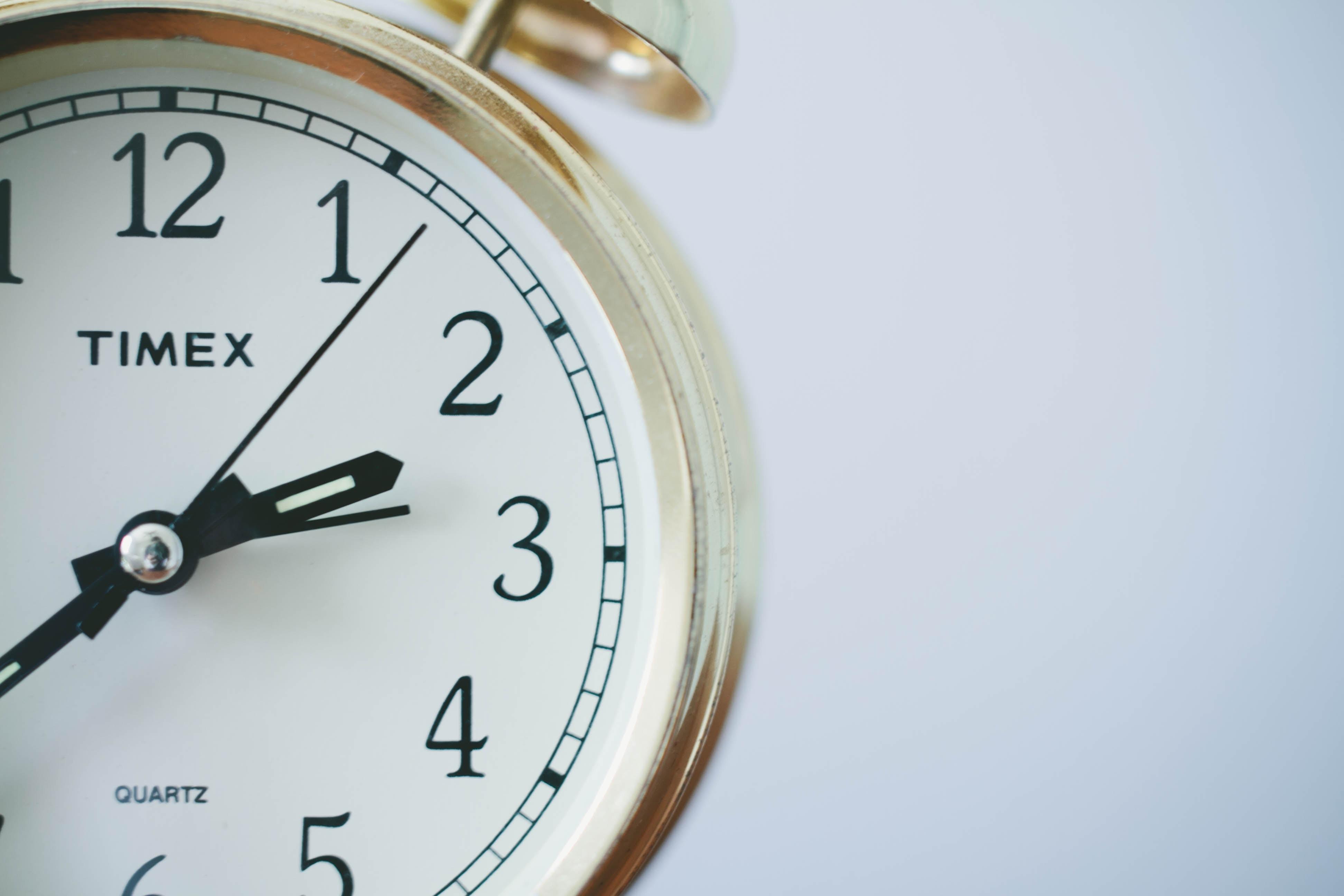 Gestion du temps, des priorités et de l'anxiété de performance