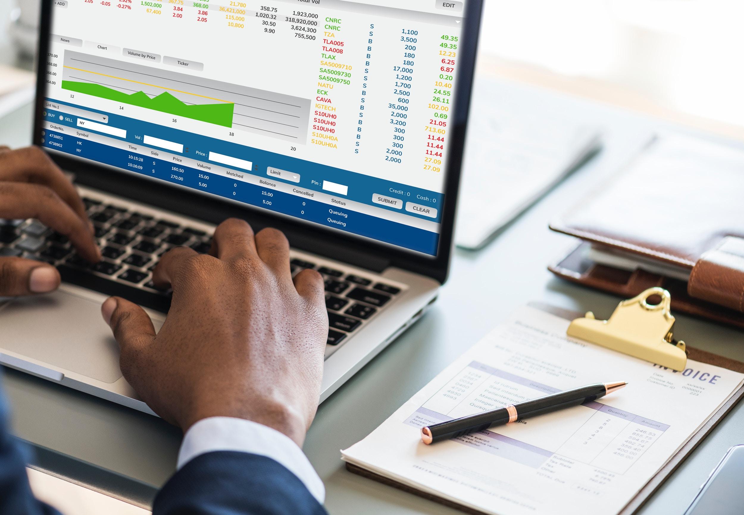Formations de pointe en finance