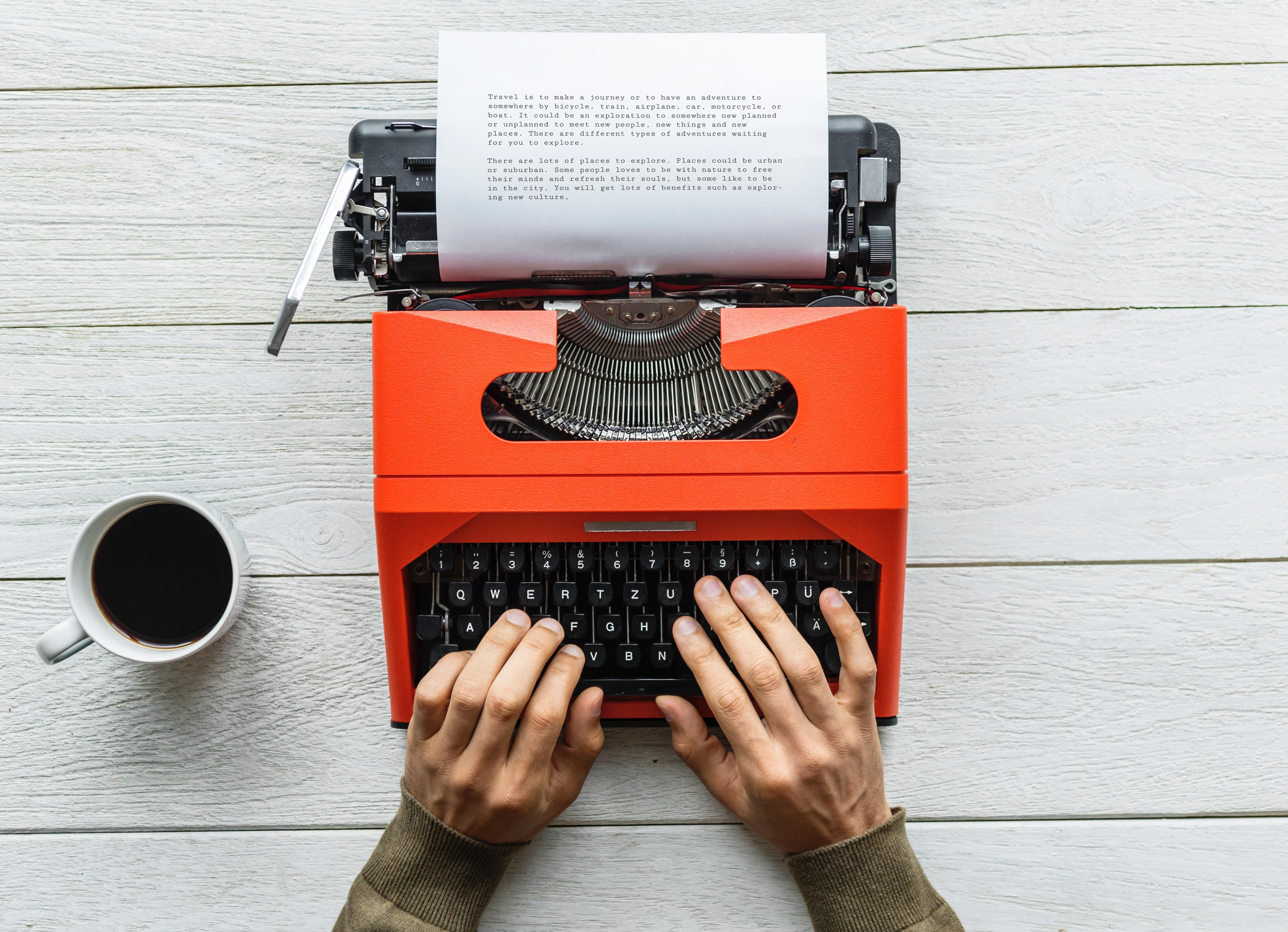 Correspondance en anglais
