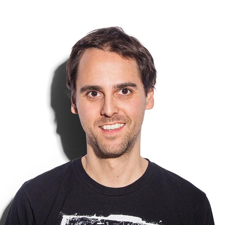 Jean-François Pépin, Designer Web et développeur Front-End