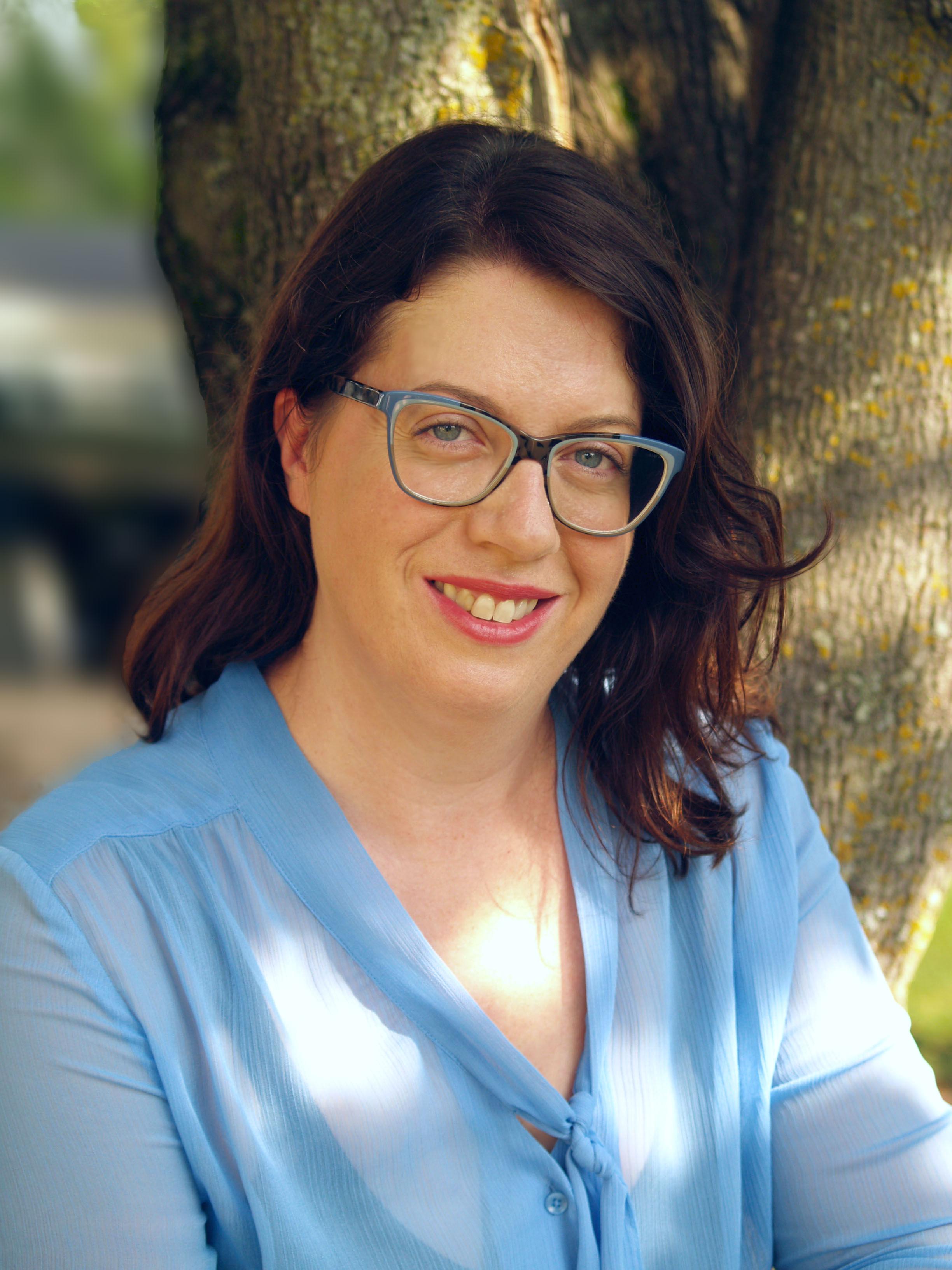 Mélanie Fortin  <small>- Spécialiste des présentations multimédias</small>