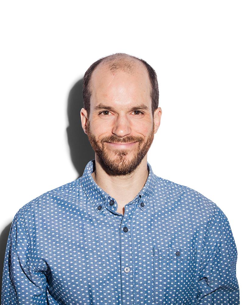 Marc-Olivier Arcand, Designer graphique et développeur front-end
