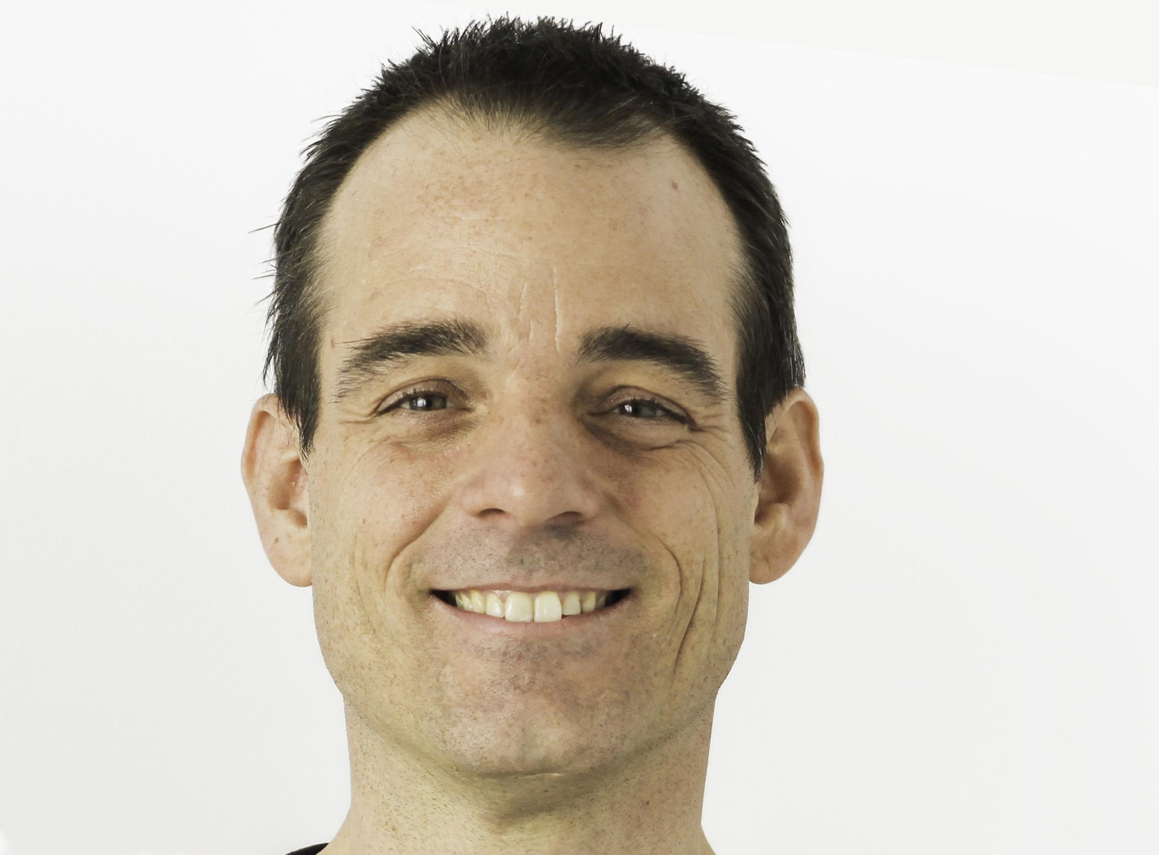 Franc Hauselmann, Directeur technologique, Architecte et gestionnaire R&D